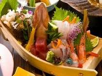 ●富山湾の味覚 舟盛