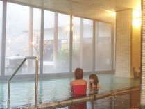 【露天風呂付大浴場】「渓(たに)の湯」は男女入れ替え制です。チェックイン時にご案内差し上げます。