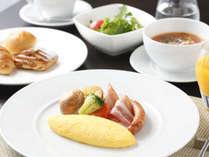 レストラン シンフォニー 朝食イメージ