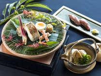 【日本料理 一舞庵(37階)】秋の料理イメージ