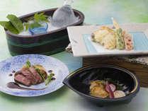 【日本料理 一舞庵(37階)】夏の料理イメージ