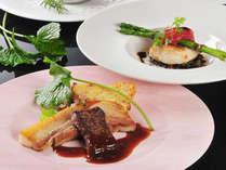 <ディナーBセット>オードブル+スープ+肉料理+デザート+食後のお飲み物