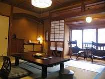 ■Aタイプ【和室10畳・風呂なし】■景観は劣りますが、落ち着くベーシックな和室※全室造りは異なる