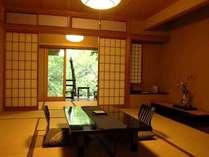 ■Cタイプ【和室10畳・客室温泉付】■いつでもゆったり温泉を堪能できます。※全室造りは異なる