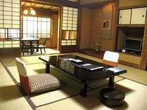 ■Bタイプ【和室10畳・風呂なし ※全室造りは異なる