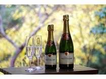 【シャンパン付・2食付】大切な方と記念日は山みず木で!!