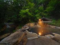 【女性露天】森の湯