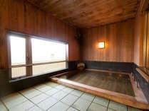 【貸切風呂】くらかけの湯(ひのき造り)