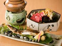【茶寮・烏月】夕食|料理イメージ