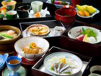 """◆【基本会席】◆""""料理自慢""""の旅館が魅せる技の数々"""