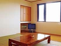 【和室お部屋一例】 畳のぬくもりがあたたかい 落ち着きのあるお部屋