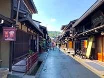 【周辺】人気観光地古い町並みまで徒歩8分♪