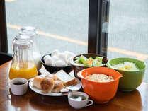 *【朝食】無料で好きな分だけお召し上がりいただけます(※現在サラダの提供を停止しています)