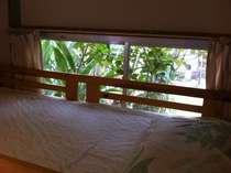 2号室のベッド