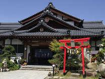 寺院建築美の宿 本家 千松