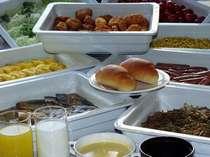 和洋朝食バイキングです。