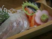 【+1】スタンダード旬味懐石プランに岩魚お造りをプラスっ♪