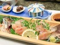 【岩魚お造り付】スタンダード+1品!新鮮プリプリ♪甘くて美味しいイワナの活き造り