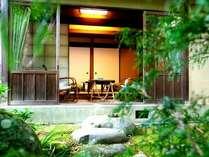 [直前予約もOK]2017年7月だけの7%還元祭り!文化財の宿で過ごす涼やかな一日