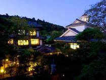 伊豆修善寺温泉 新井旅館 (静岡県)