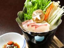 選べるお鍋(海鮮しゃぶしゃぶ)