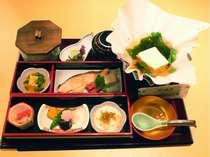 1階和食レストラン天風【朝食イメージ】¥1000円(税込)