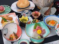 【スタンダードプラン】箱根大平台温泉で湯ったり~♪四季の料理を堪能(和会席/2食付)