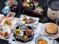 *【夕食一例】グレードアップ料理一例