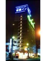 釧路市街の中心地で駅と繁華街は徒歩圏内。メインどおりにありアクセス最高!