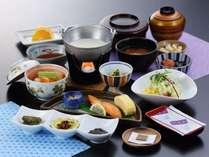 朝食~大和の茶がゆ&手作り豆腐~ 出来立てアツアツの豆腐を召し上がれ