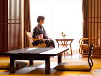若草山・東大寺を見ながらゆっくり。