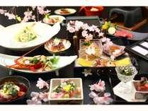 【特別客室】「和鹿彩別邸」のワンランク上の懐石料理を(一例)