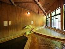 【館内大浴場】キズ湯宿泊者は特典として無料で利用可能♪
