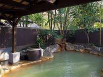 【露天風呂】えのきの湯宿泊者は特典として無料で利用可能♪