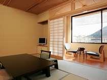 一般客室 嵐山側