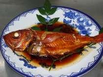 近海物の『金目鯛』の姿煮(プランにもございますが、別注でもお受けいたします。)