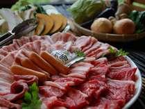 【BBQ】国産のお肉と野菜をお楽しみください♪※写真は4人前