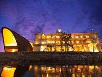 【SETRE・外観】全室・琵琶湖ビューのプライベートリゾート