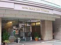 ホテルパ-クイン富山外観写真