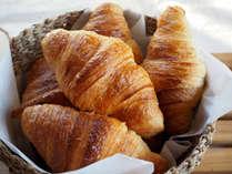 焼きたてパンが好評!朝食付きプランも人気です