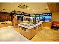 2階朝食レストラン「BRICKS STUDIO」
