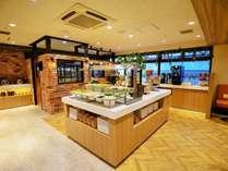 2階朝食レストラン「BRICKS STUDIO」※