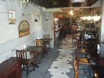 レストラン「バイプレーン」十勝の食材が豊富