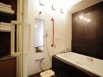 温泉付き特別室ダブル・ツインルームのみお部屋で温泉をお楽しみ頂けます。