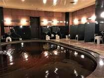源泉かけ流し100%天然モール温泉大浴場2018年リニューアル致しました。