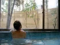 大浴場を完備!17時から翌朝9時まで利用可。