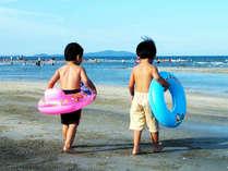 さぁ~思い切り海ので遊ぼう!≪海水浴プラン≫