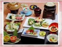 【かんぽの宿東海・北陸おいしいもの食べ歩きプラン】おいしいもの少しずつプラン