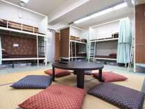和洋室2段ベッド