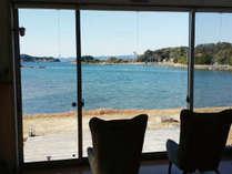 (3)灯りや「離れ別館」海の見えるスイートコテージ 1棟丸貸しVIPルーム